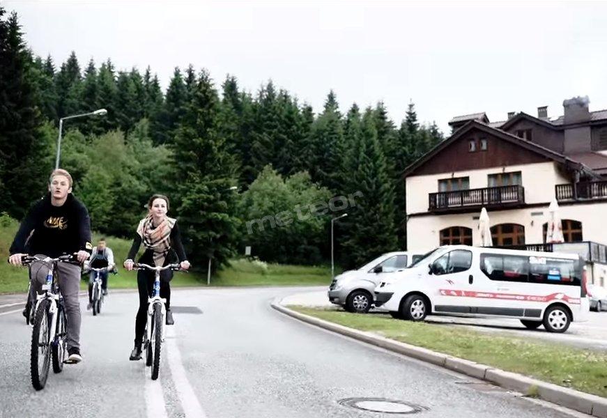 Aktywność, szklaki turystyczne, rowerowe