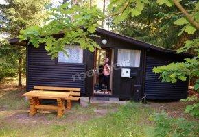 Domek Nad Jeziorem w Lesie - Mazury