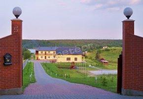 Wjazd do Zatoki Zabłockich