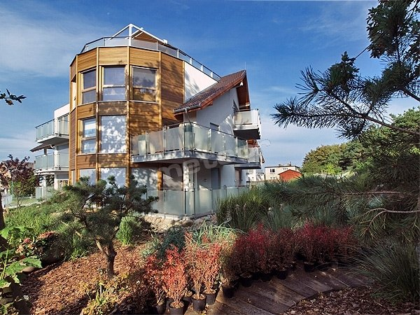 Luksusowy Apartament VIP Nadmorski Park Jastarnia