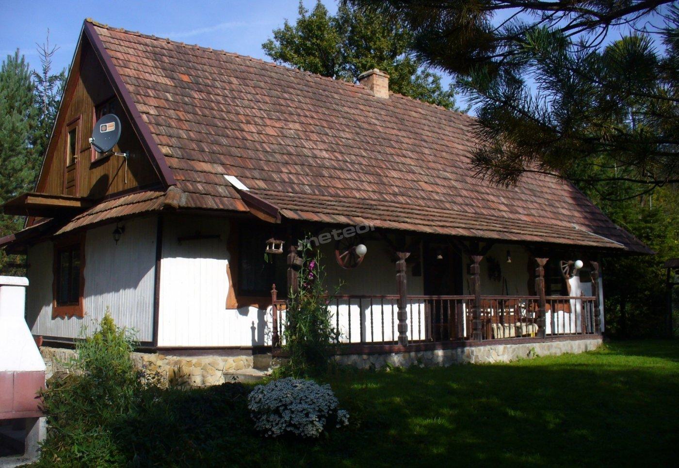 Chata Ostoja - Bieszczady, okolice Arłamowa