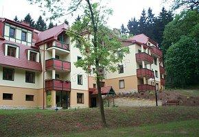 Apartament Klaudia - Parkowa Polana