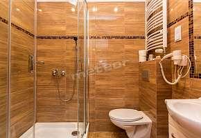 łazienka pokój typu Standard PLUS