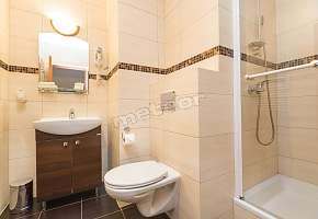 łazienka w pokoju typu Standard PLUS