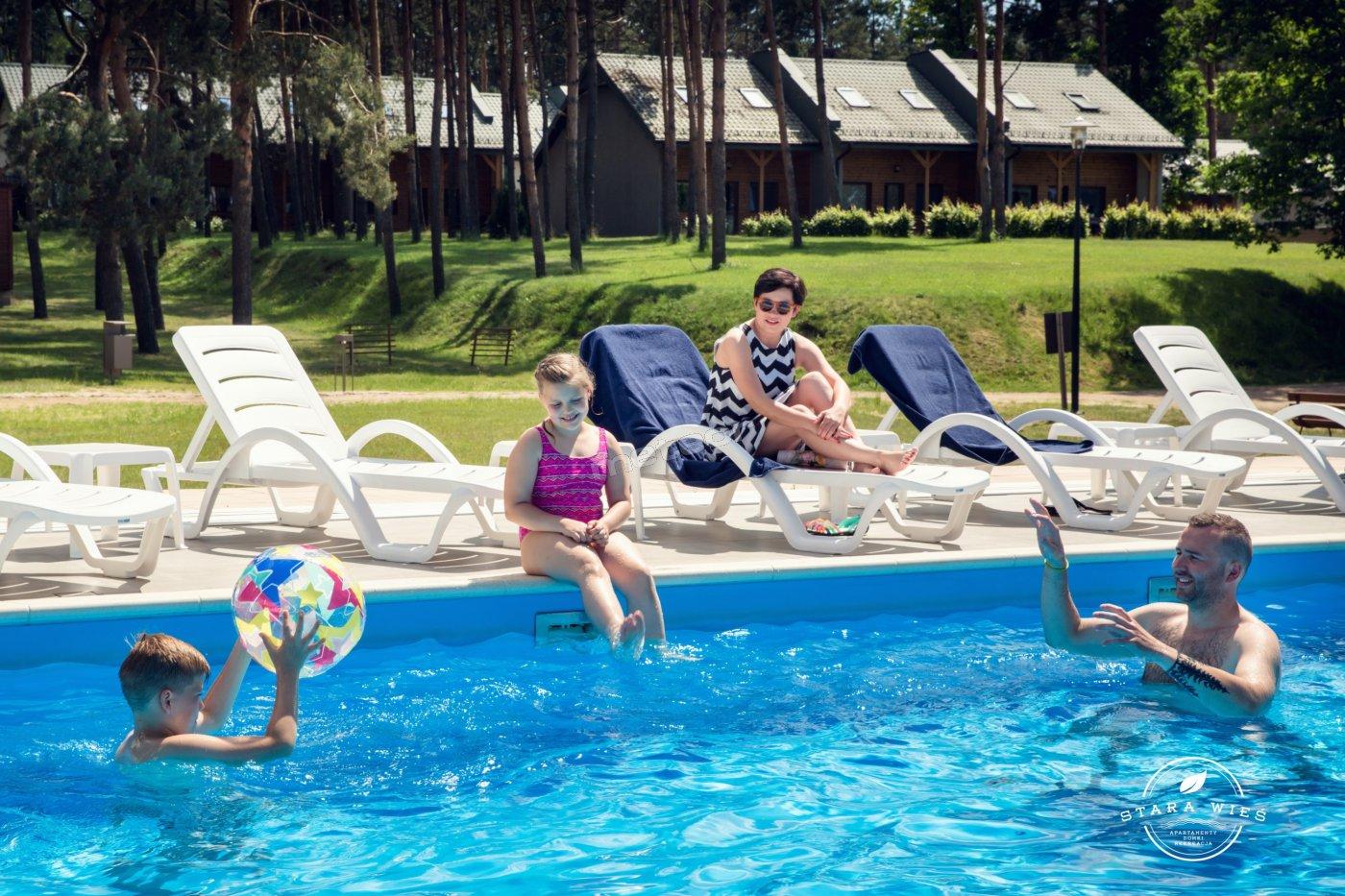 Basen - Resort Stara Wieś