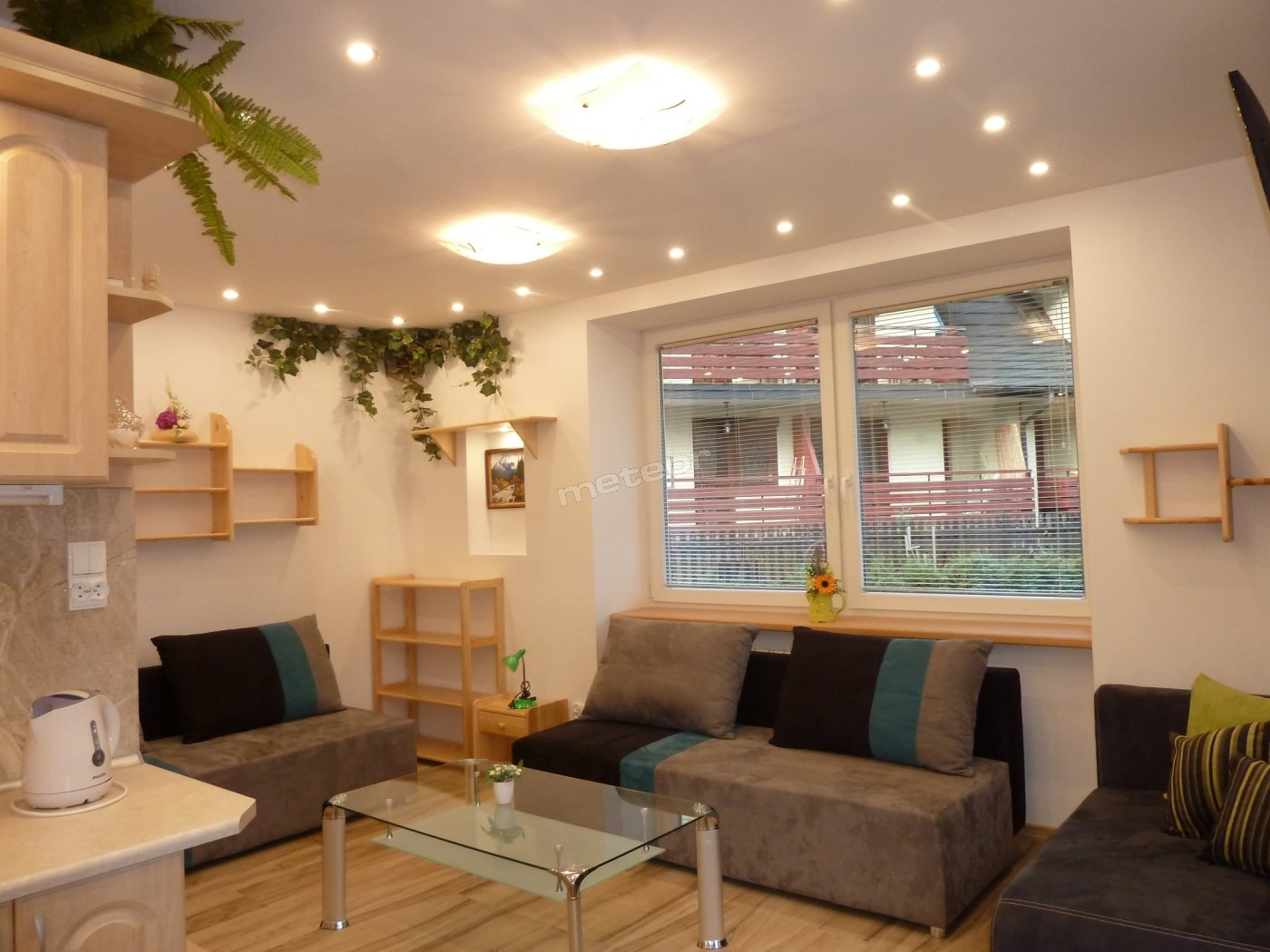apartament na parterze