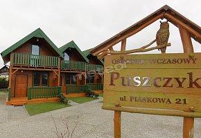 Ośrodek Wczasowy Puszczyk