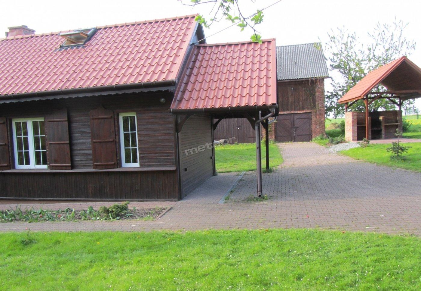 Domek w Pieskowej Skale