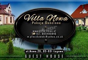 Villa Nowa Pokoje Gościnne
