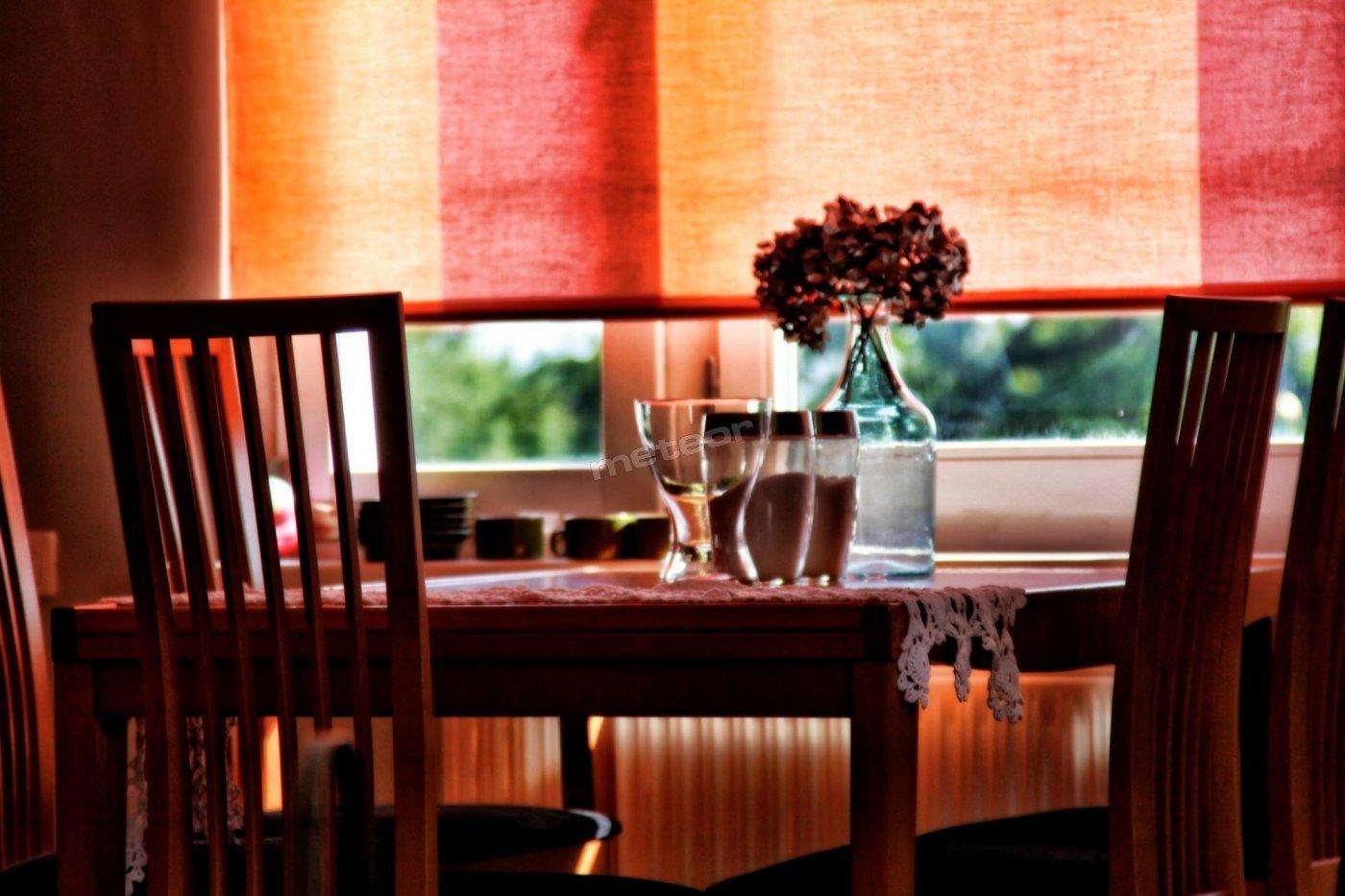 mieszkanie- pokój stołowo- wypoczynkowy