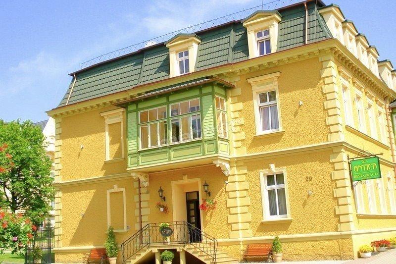 Villa Antica Kudowa Zdroj