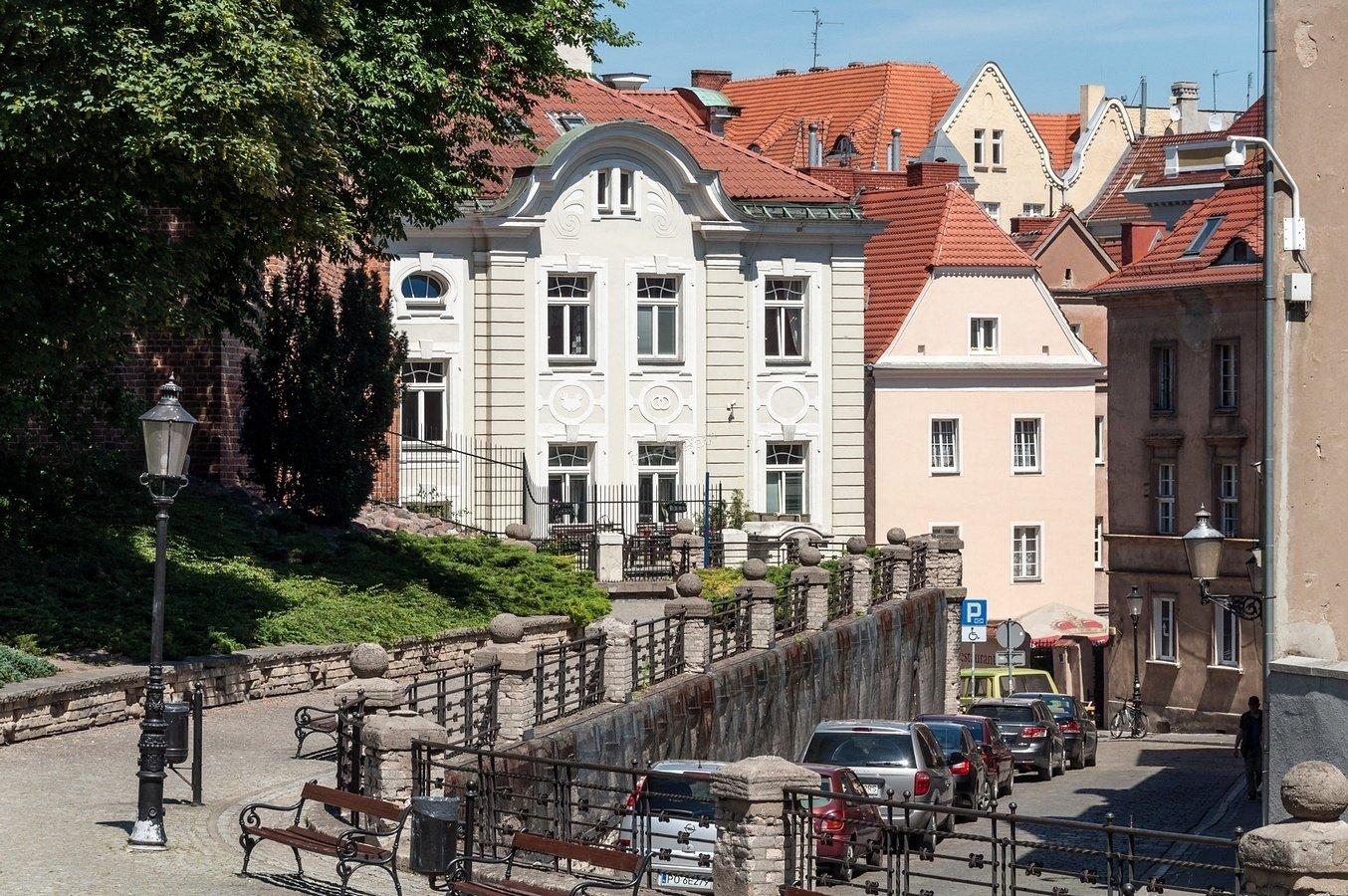Hill Inn w sercu Starego Miasta