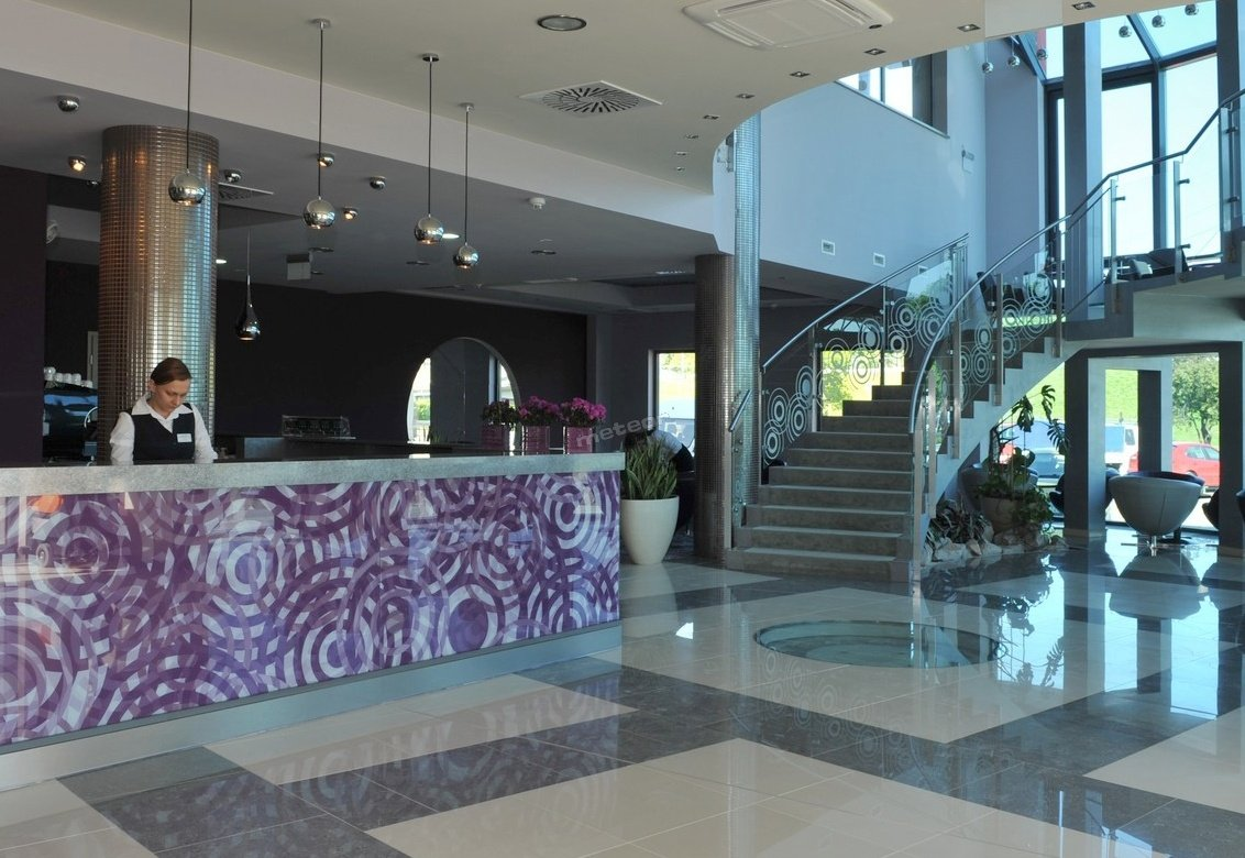 Hotel Galaxy Krakow Restaurant