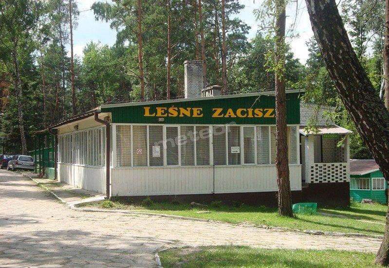 Ośrodek Wypoczynkowy Leśne Zacisze