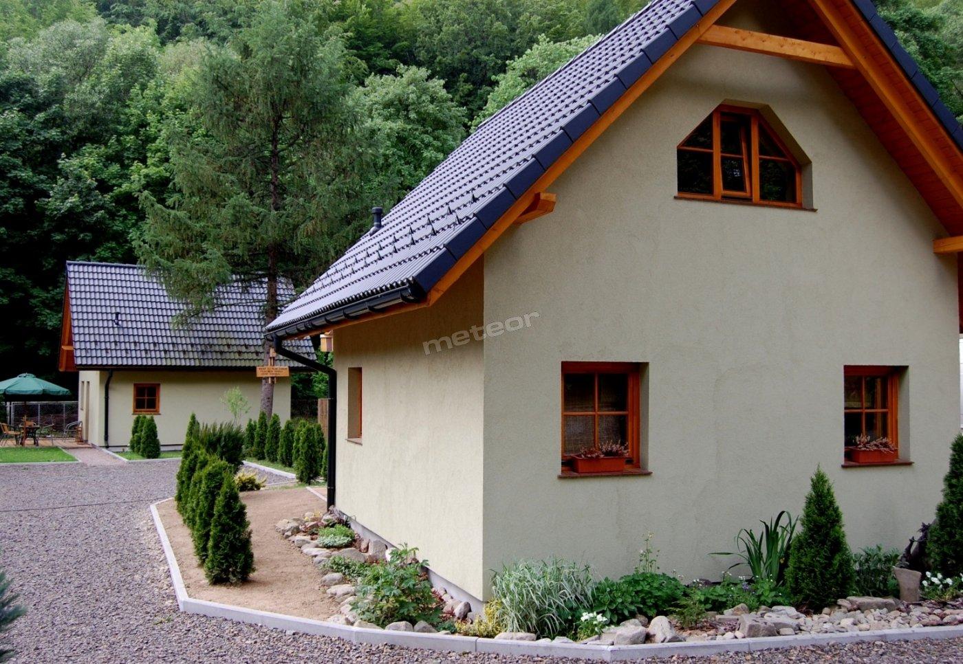 Całoroczne domki na Źródlanej