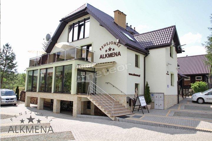 Budynek Pensjonatu ALKMENA**