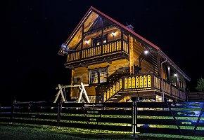 Domki Wypoczynkowe - Chatka pod Laskiem