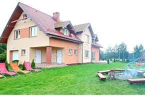 Pensjonat Oleńka - Lubiatowo
