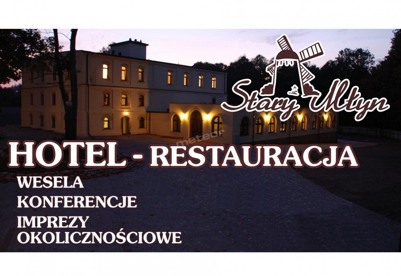 Hotel i Restauracja Stary Młyn