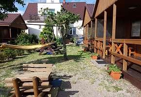 Widok na podwórko