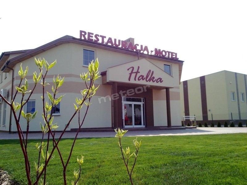 Restauracja - Motel HALKA