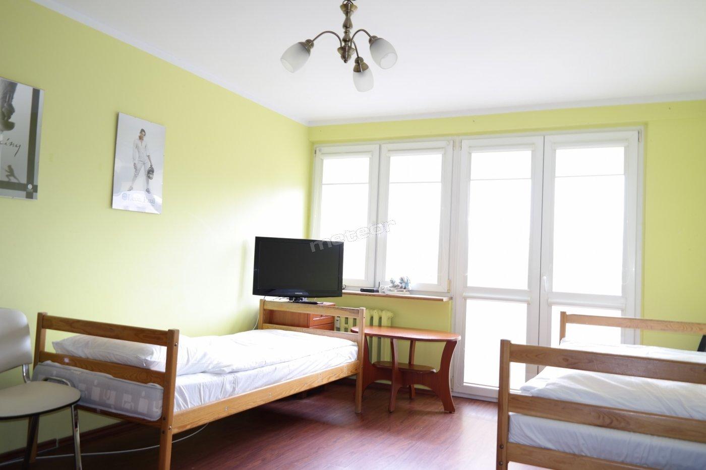 Mieszkanie 1 - ul. Ruska, pokój 3-osobowy