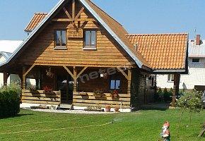 Dom Całoroczny Na Mazurach - Spychowo