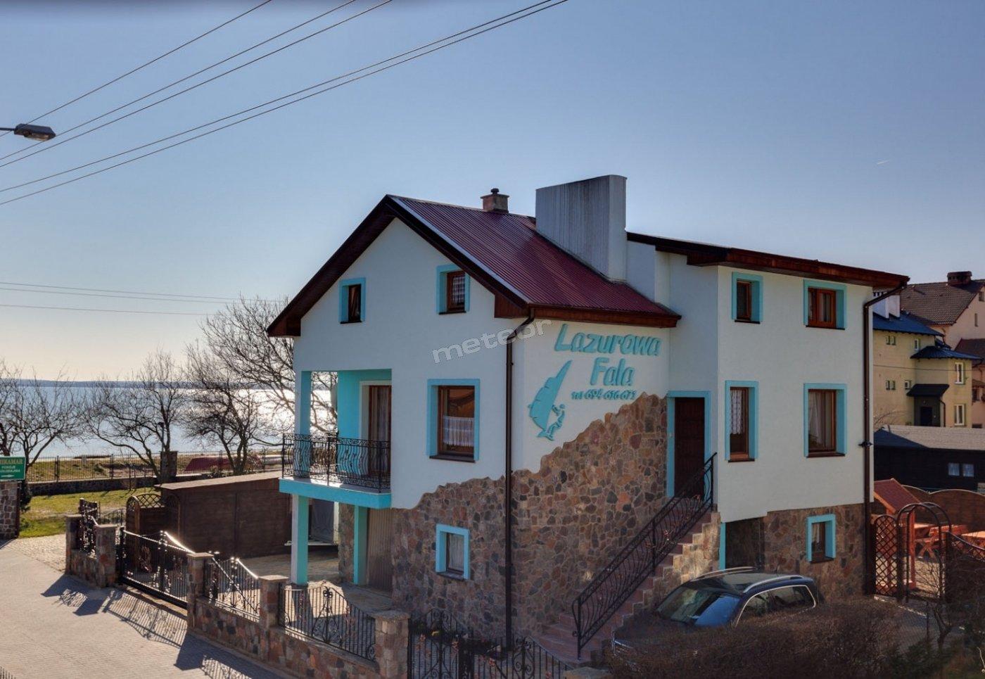 Pensjonat Lazurowa Fala