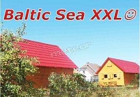 Domki Letniskowe Baltic Sea XXL