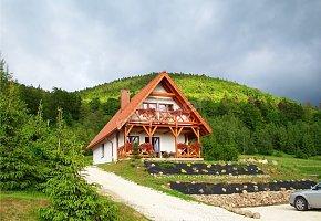 Dom Letniskowy Alpejka