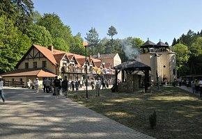 Skansen Górniczo-Hutniczy w Leszczynie