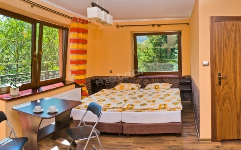 Apartamenty Bażancia Chatka
