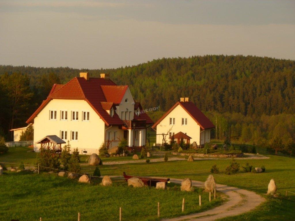 Gospodarstwo Agroturystyczne Zielone Wzgórza Postawele Suwalski Park Krajobrazowy