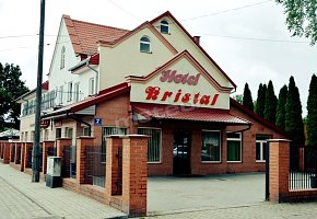 Hotel, Restauracja Kristal