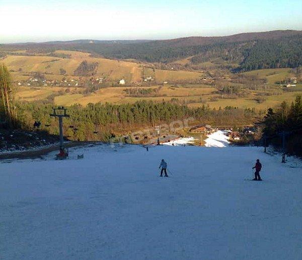 Pobliski wyciag narciarski