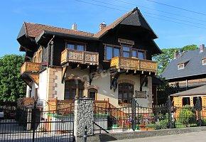 Willa Tyrolska - Super Lokalizacja