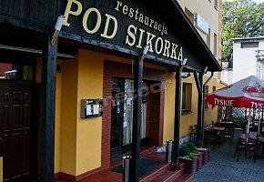 Hotel - Restauracja Pod Sikorką