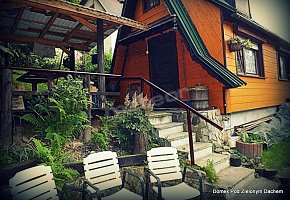 Domek Pod Zielonym Dachem