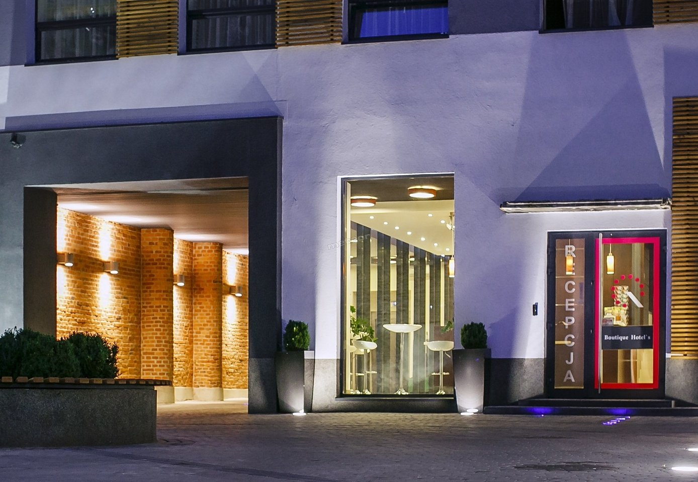 Boutique hotel 39 s ii w odzi for Boutique hotel 1905