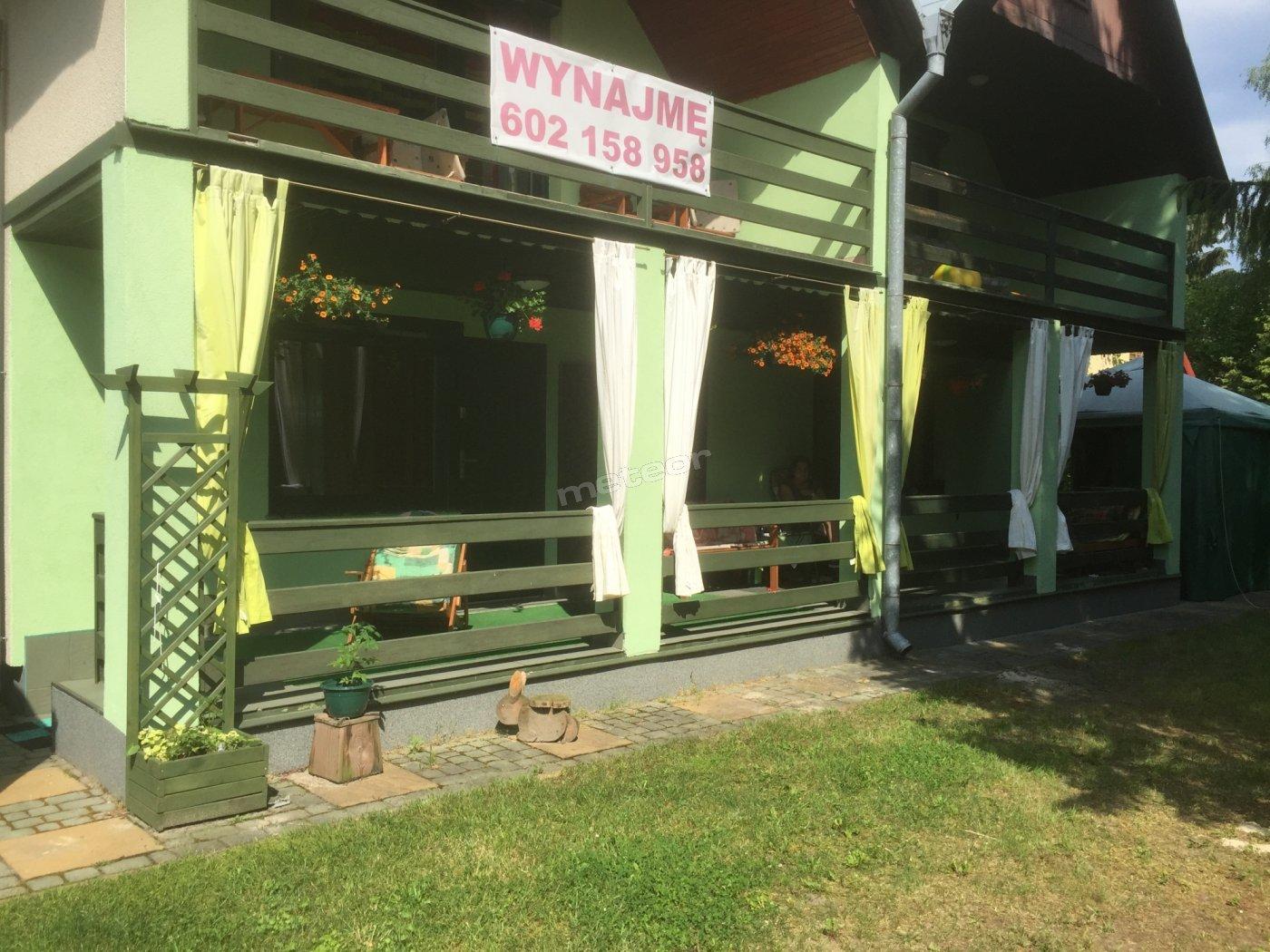 Zielona Weranda zaprasza na letni wypoczynek