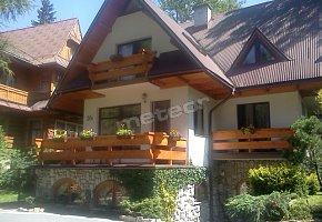 Pokoje U Wandy Wyjątkowe miejsce w górach