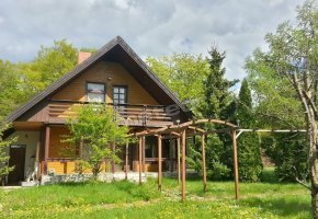 Dom na Kaszubach