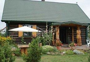 Dom Letniskowy Chata Kurpiasy