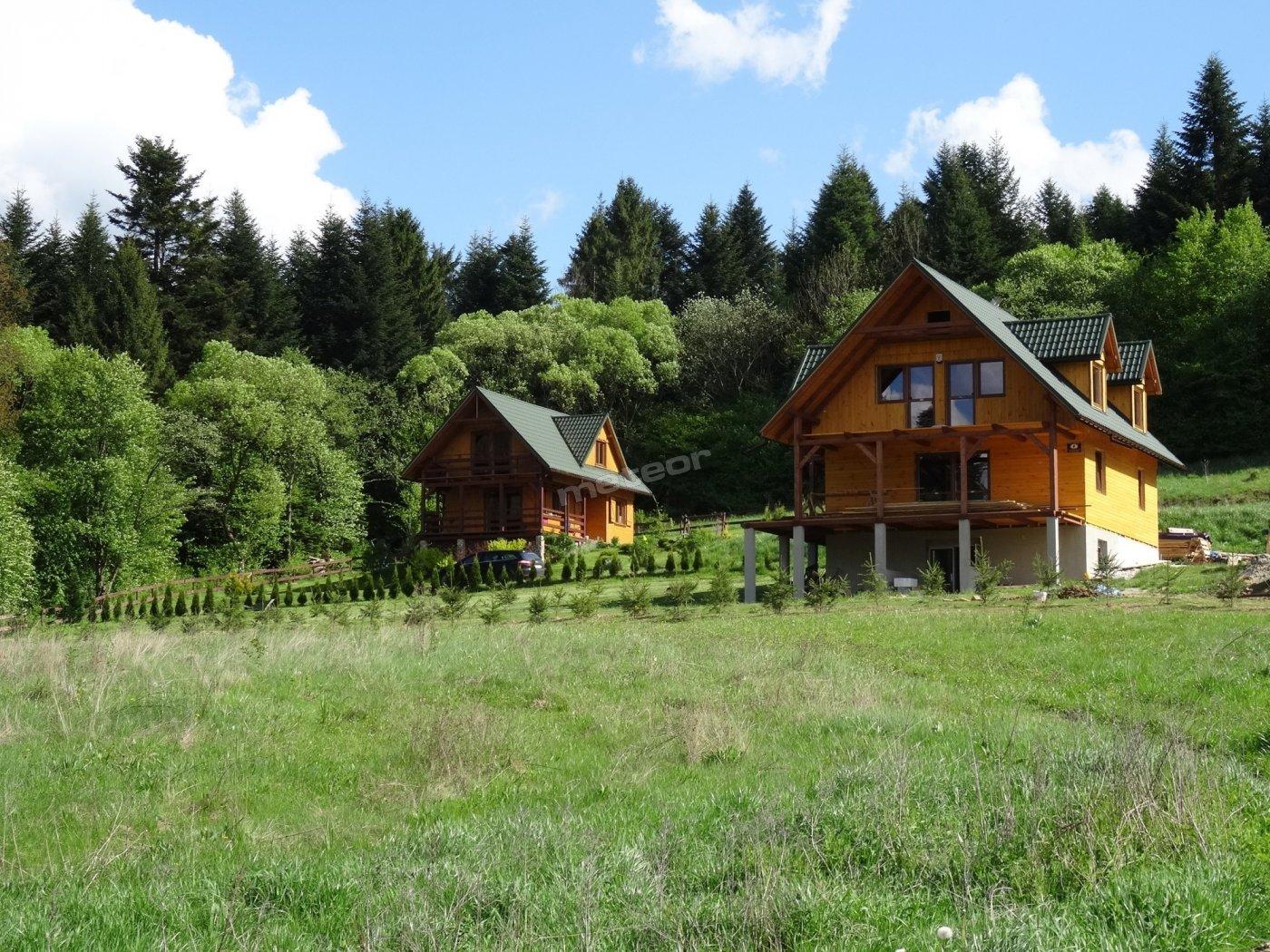 domki Malina i Poziomka