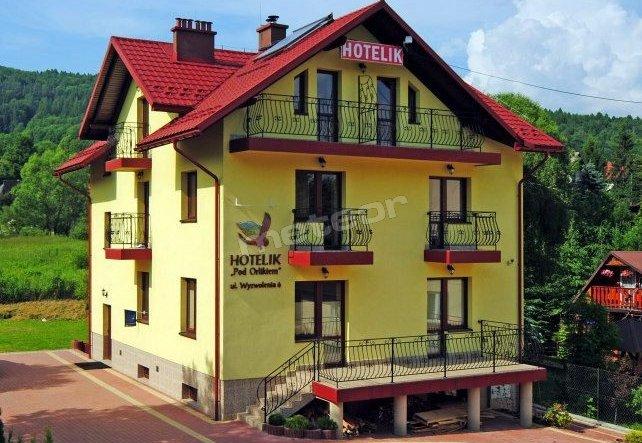 Hotelik pod Orlikiem