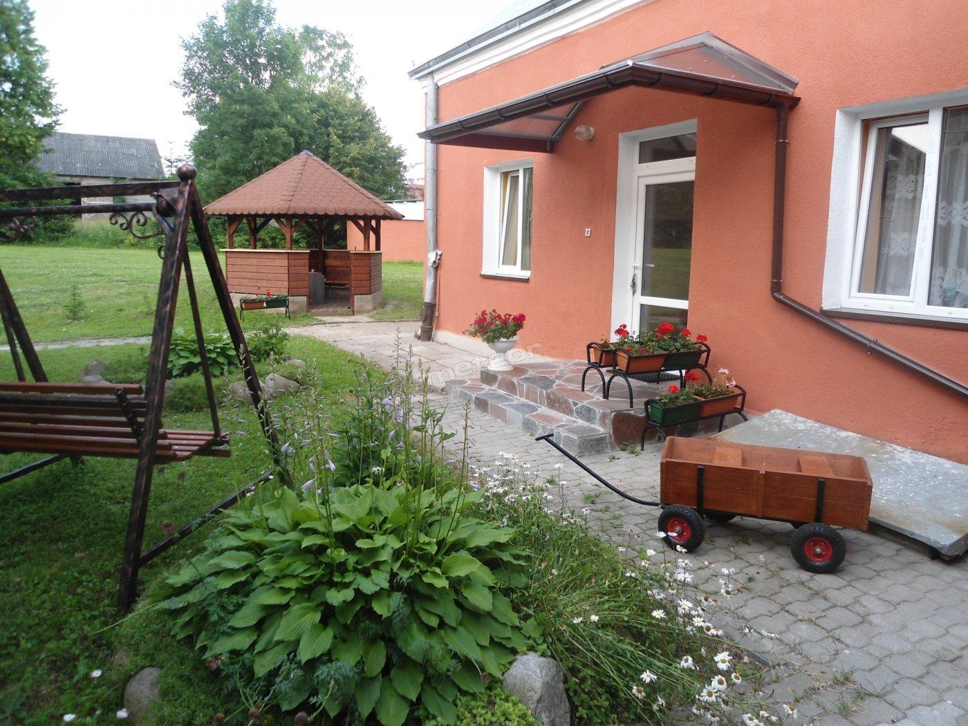 Dom Na Suwalskiej - Wiżajny
