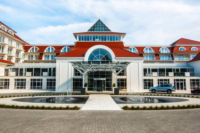 Hotel Grand Lubicz Uzdrowisko Ustka