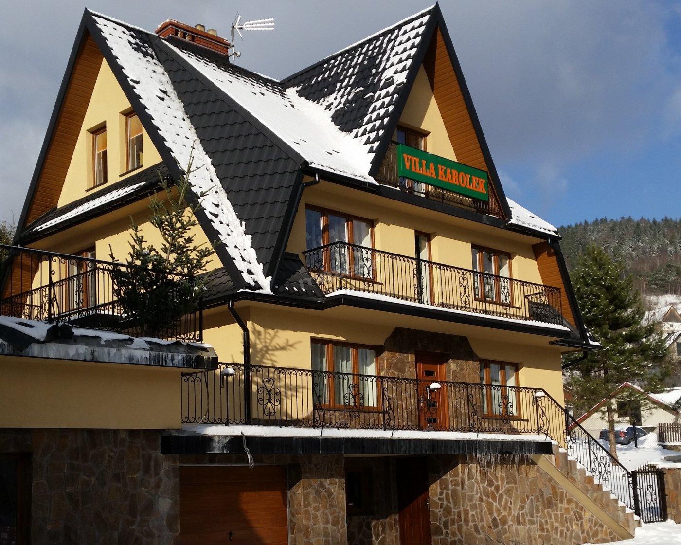 Villa Karolek