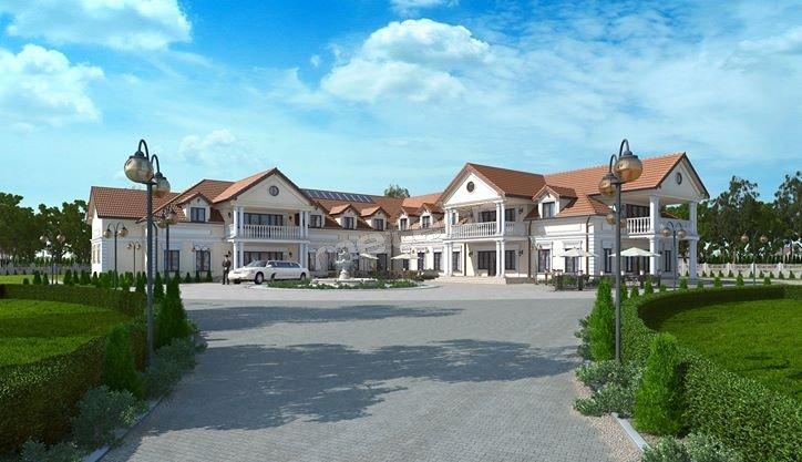 Hotel Villa Bolestraszyce