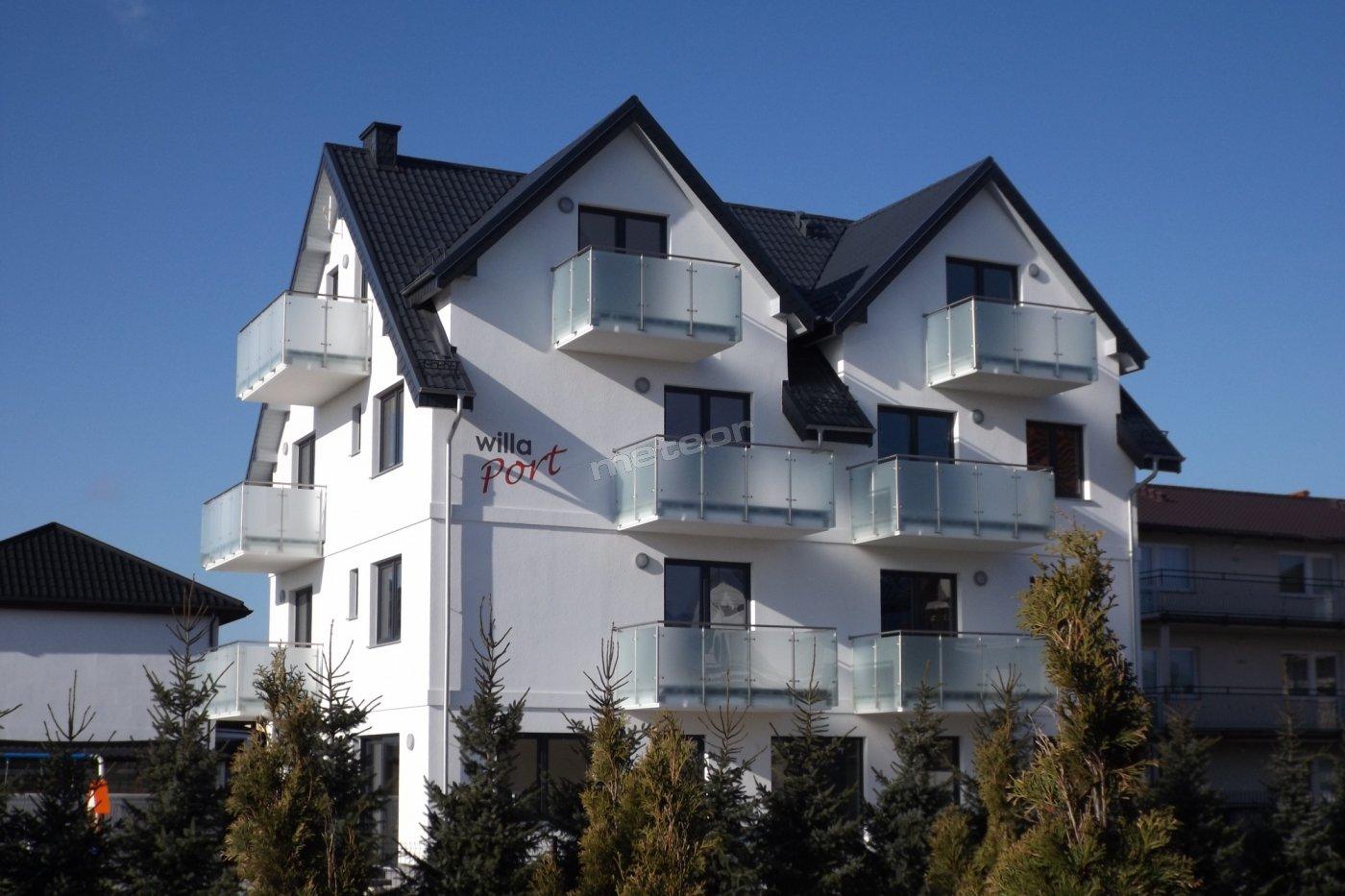 Willa Port Apartamenty i Pokoje